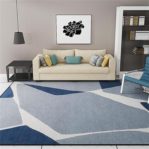 Scandinavian Living Room Carpet