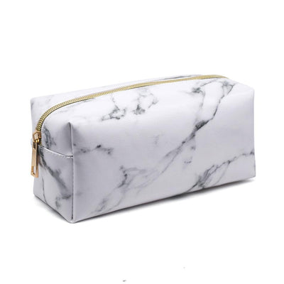 Marble Travel Toiletry Bag