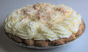 Coconut Cream Pie (Slice)