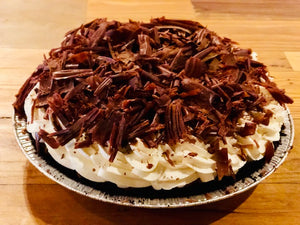 Jack Daniel's Chocolate Mousse Pie (Whole)