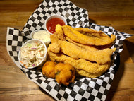 Fried Catfish Basket (6 Filets)