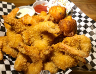 Fried Shrimp Basket (12)