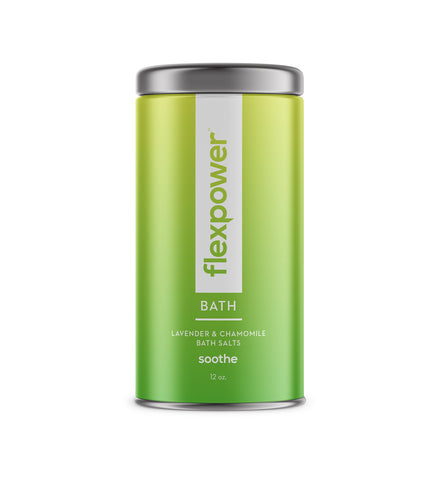 Flexpower Soothe Bath Salt