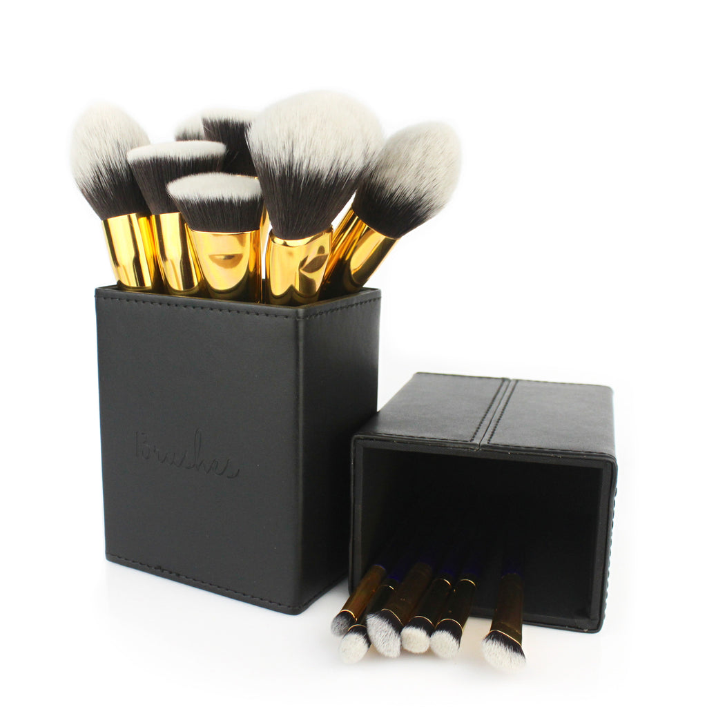 Black Magnetficent brush holder (Large)