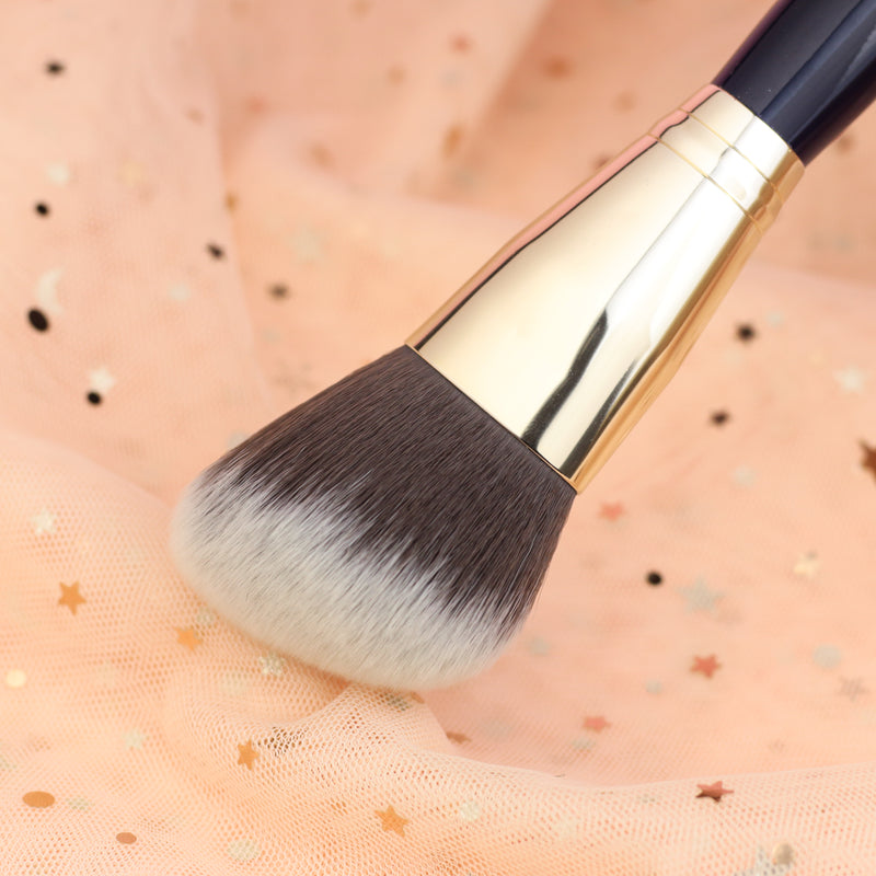 Angled Powder - 13rushes - Singapore's best makeup brushes
