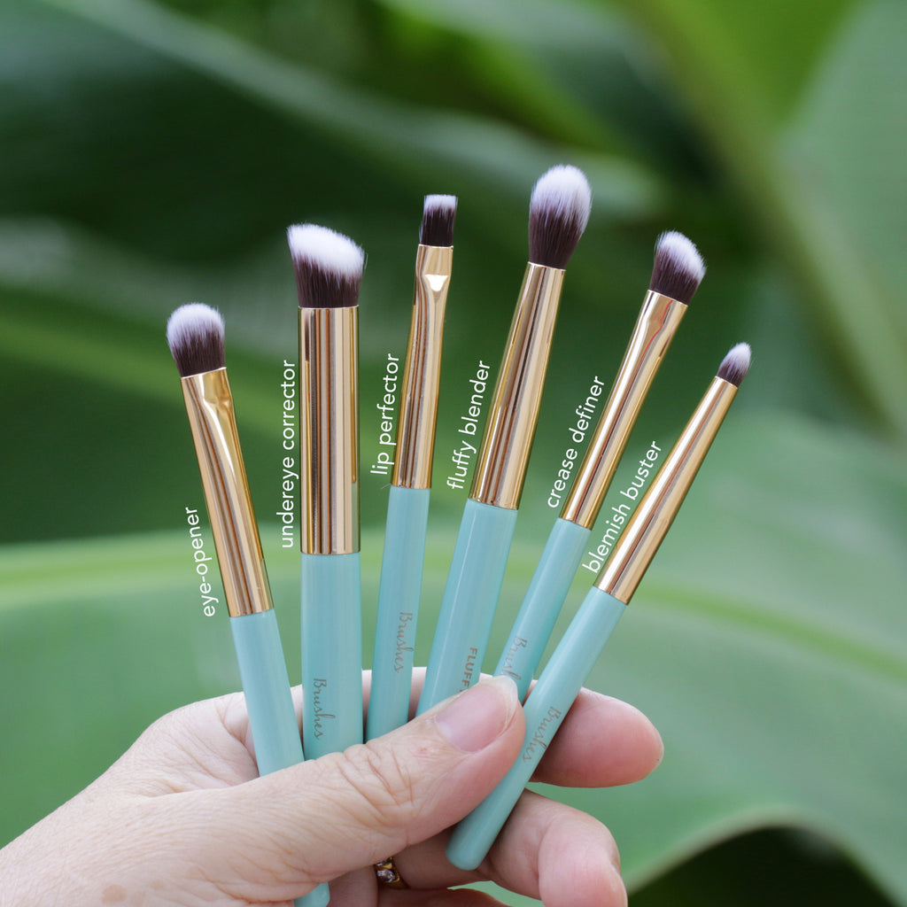 Brea's Adventures - 13rushes - Singapore's best makeup brushes