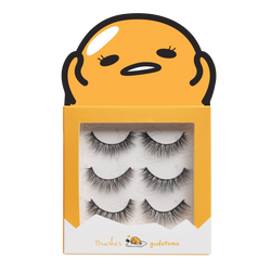 Gudetama lashes- EGGaggerate