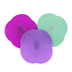 Mini brush cleansing pad - 13rushes - Singapore's best makeup brushes
