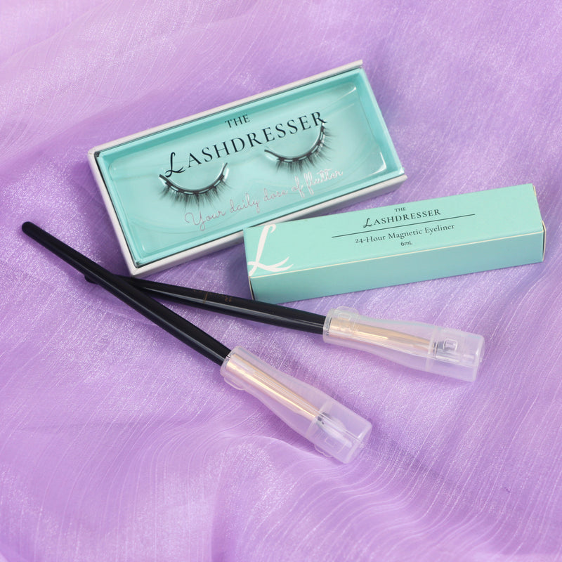 🧲⚡️ Magnetic lash bundle - 13rushes x Lashdresser