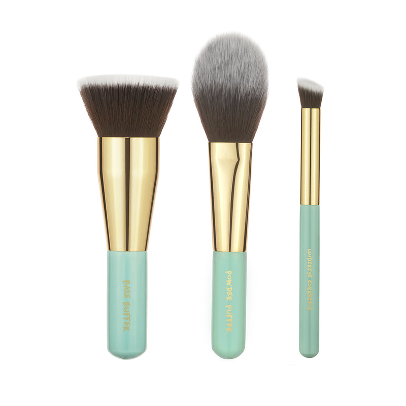 Travel Face Kit - 13rushes - Singapore's best makeup brushes
