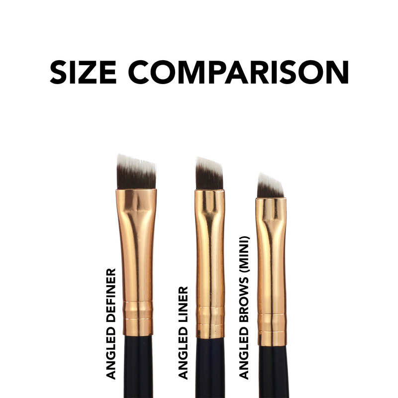 Angled Definer - 13rushes - Singapore's best makeup brushes