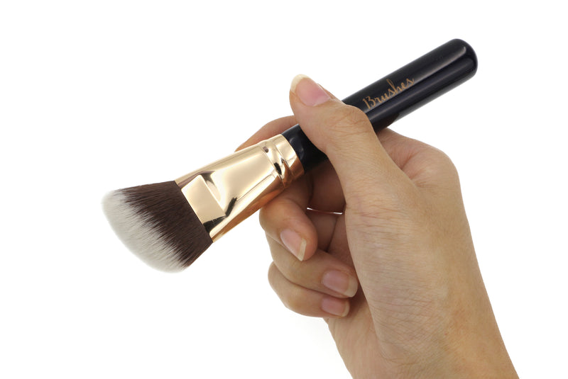 Five Piece Kit: Universal Do-It-All Face - 13rushes - Singapore's best makeup brushes
