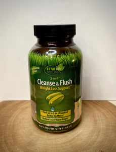 Irwin Naturals 2-in-1 Cleanse & Flush