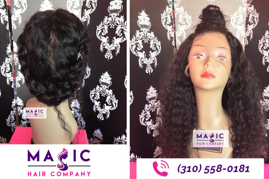 Add Style with the Best Los Angeles Wig Maker