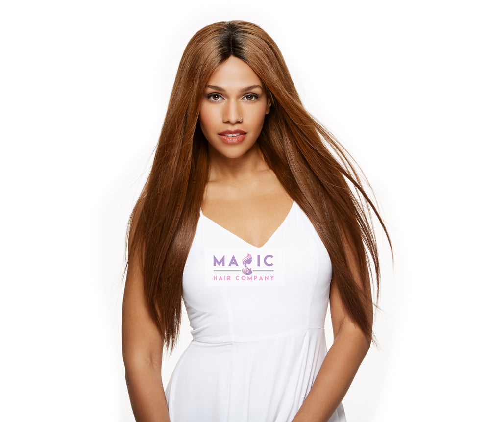 Indian Body Wave Dark Auburn