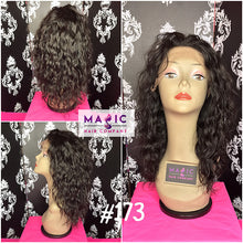 "Load image into Gallery viewer, 12"", body wave, full lace, small cap"