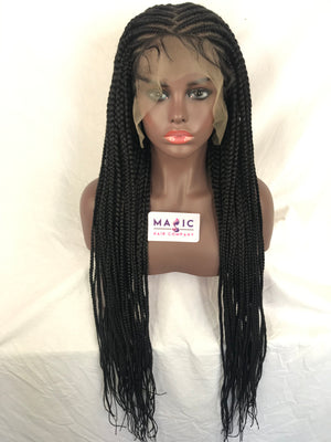 Load image into Gallery viewer, Braided Wig 601