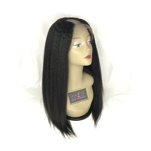 Custom Lace U-Part Wig