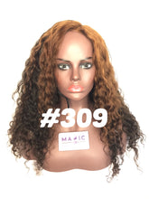 18'', Deep Body Wave, Full Lace, Custom Color