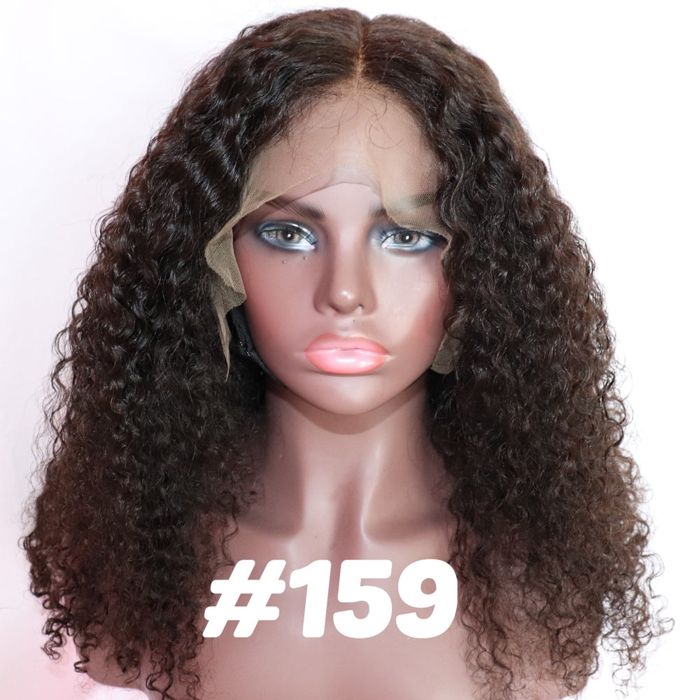 16'', deep body wave, full lace