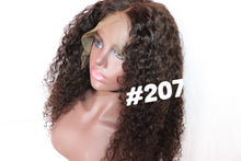 "16"", front lace, curly"