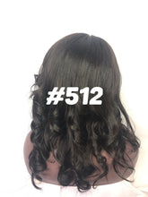 "Yaki straight, 12"", front lace"