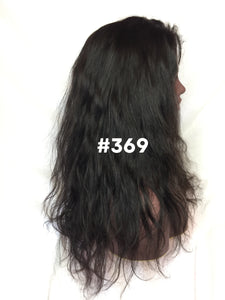 "16"", Body Wave, 1b, Front Lace"