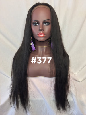 22, Silky Straight, 360 Lace