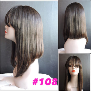 Bob Silky Straight, Front Lace