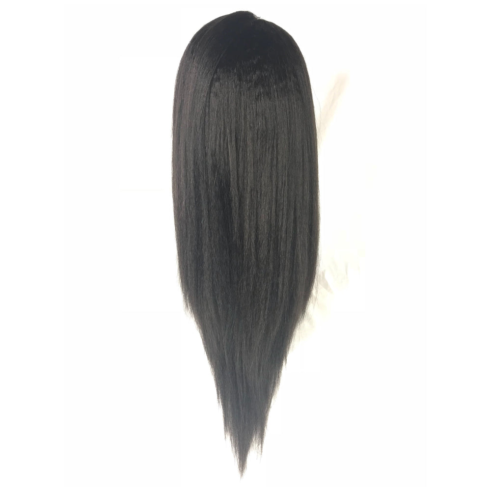"Load image into Gallery viewer, 16"", kinky straight, front lace"