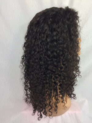 "18"", Curly, Full Lace"