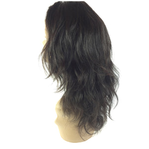 "10"", wavy, front lace"
