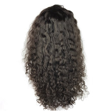 "Load image into Gallery viewer, 18 deep body wave human hair natural 1b full lace glueless wig<iframe width=""560"" height=""315"" src=""https://www.youtube-nocookie.com/embed/ffllW32XWAI"" frameborder=""0"" allow=""accelerometer; autoplay; encrypted-media; gyroscope; picture-in-picture"" allowfullscreen></iframe>"