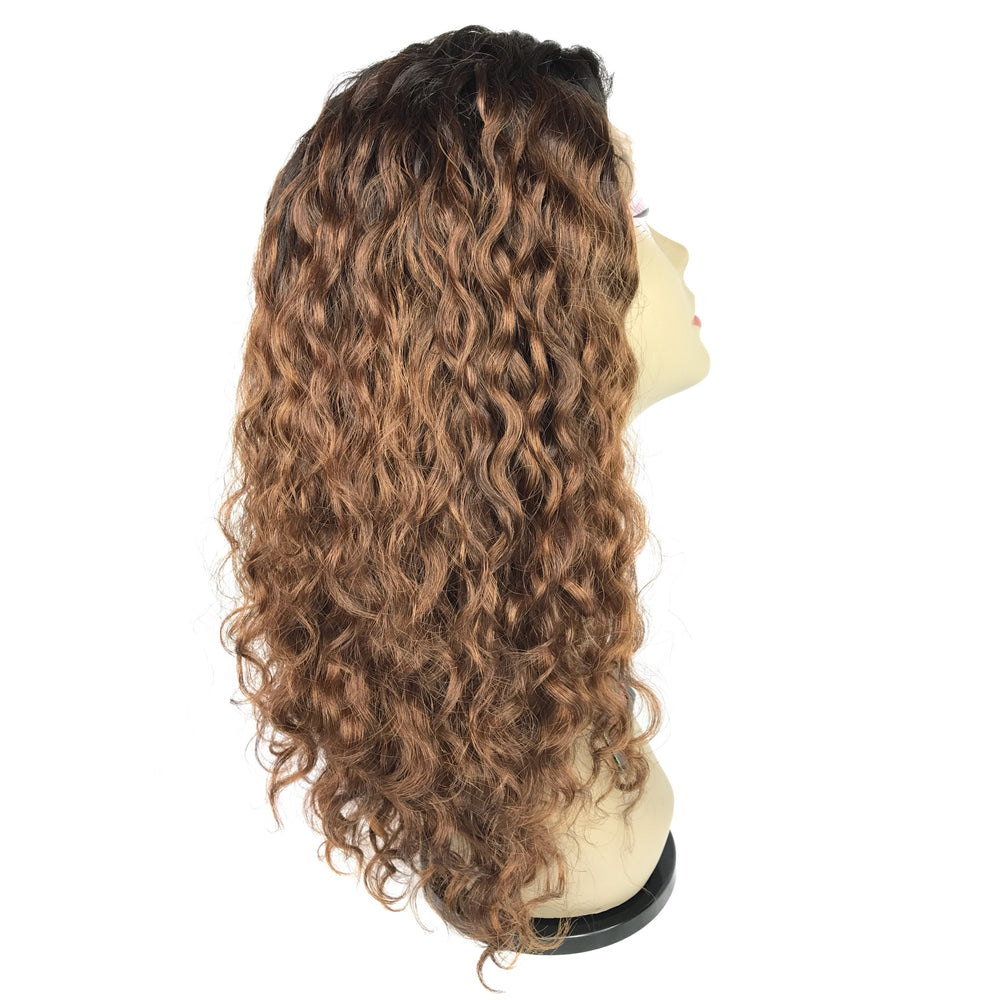 "Load image into Gallery viewer, 16"", Curly, Front Lace"