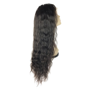 "20"", Body Wave, Front Lace, 360 Frontal"