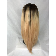 "Load image into Gallery viewer, 18"", Wave,  #2/blonde ombre, Front Lace"