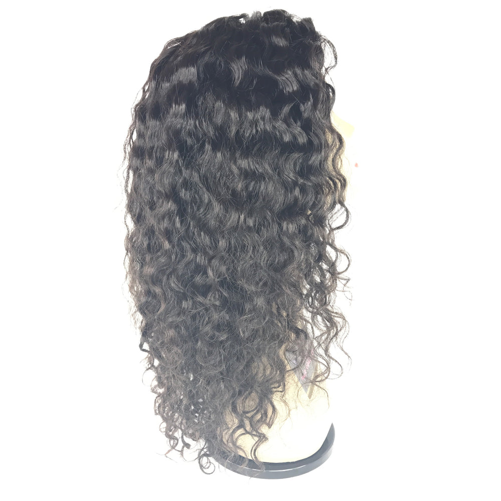 "14"", Curly, Full Lace"