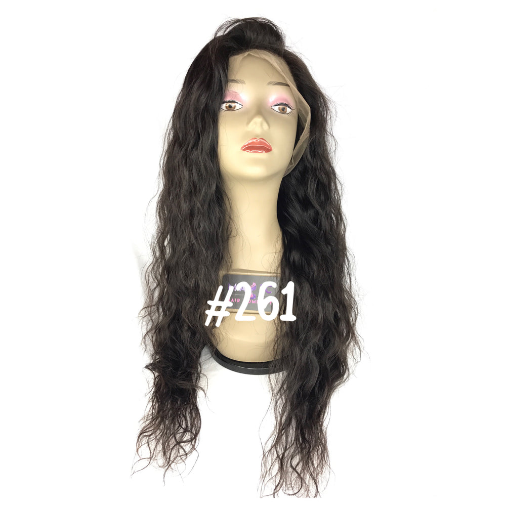 "22"", Body Wave, 360 Front Lace"