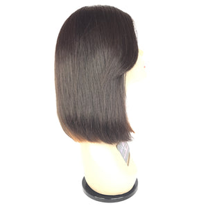 "Load image into Gallery viewer, 12"", front lace, bob, Silky Straight"