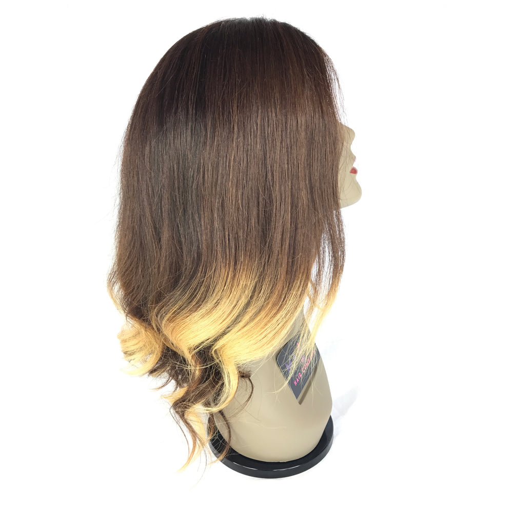"12"",silky straight, front lace"