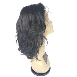"10"", Body Wave, front lace"