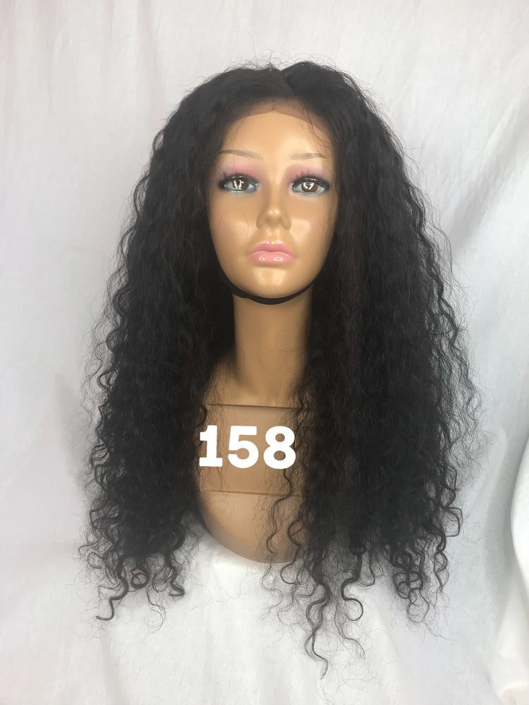 "20"" Deep Body Wave, Full Lace"