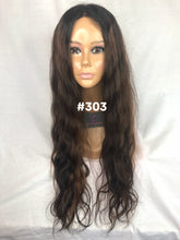 "Load image into Gallery viewer, 24"", Body Wave, Full Lace, Custom Colored"