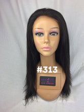 "16"", Silky Straight, 360 Front Lace"
