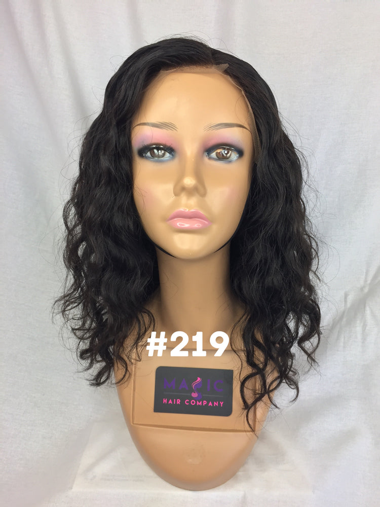 "14"", Body Wave, Front Lace"