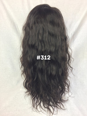 "18"", Body Wave, 360 Front Lace"