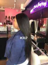 "24"", Silky Straight, Full Lace"