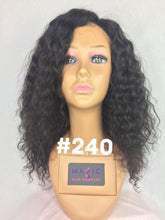 "Load image into Gallery viewer, 14"", Full lace, Deep body wave, 150% density,"