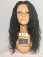 "16"", Body Wave, Full Lace"