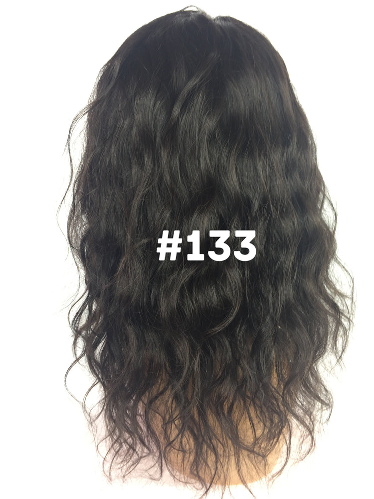 "14"", body wave, full lace"
